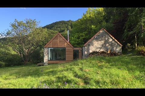 Fernaig Cottage Scampton and Barnett Architects